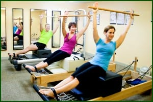Embody Movement Pilates Group Fitness