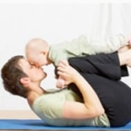 Mama, Work the 'Floor' for a Better Core