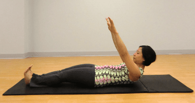 embody movement pilates roll up 2