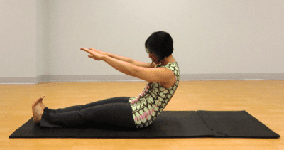 embody movement pilates roll up 3