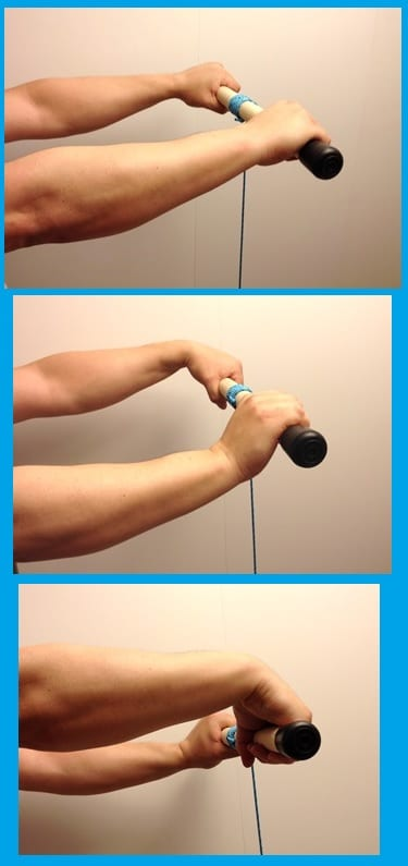 bean bag exercise for wrist pain