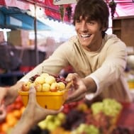 To Market To Market! By guest blogger Laurie Schubert
