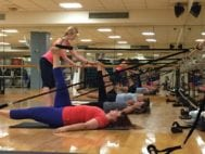 What is an Energy Barre class?