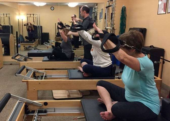 New Pilates Group Intro Classes in Lisle at Embody Movement Pilates Studio