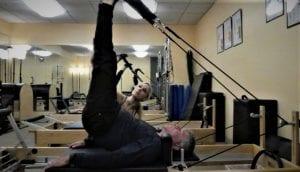 Embody Movement Pilates Studio semi-private session
