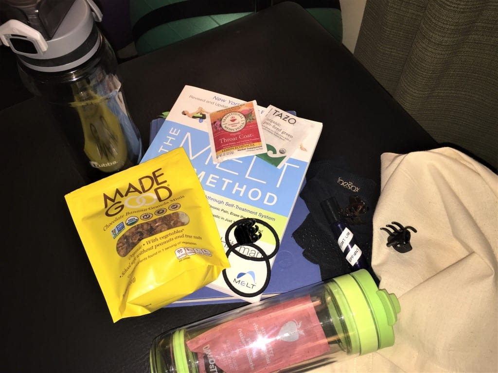 Embody Movement Pilates Studio - Whats In My Pilates Teacher Bag-June2018