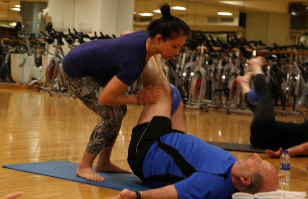 Making the most of your Pilates Session: Communicating about pain
