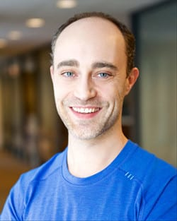 Meet the Embody Movement Pilates Instructor:   Kevin!