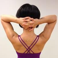 Sarah Neck Vertical Release Stretch-Dec2013