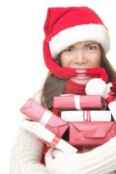 balance and reduce stress this holiday season