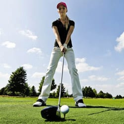 "Pilates ""Front Nine"" for Golf"