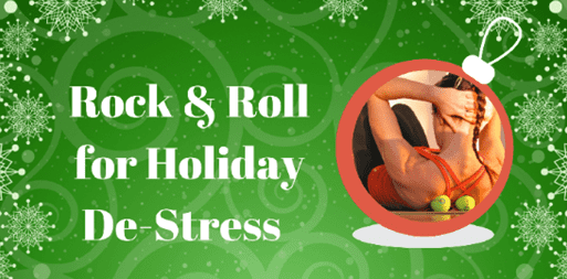 Rock & Roll for Holiday De-Stress